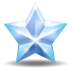 72x72px size png icon of star 2