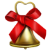 72x72px size png icon of christmas bell