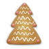 72x72px size png icon of christmas cookie tree 2