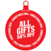 72x72px size png icon of All gifts 50 percent off