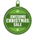 72x72px size png icon of Awesome christmas sale