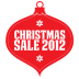 72x72px size png icon of Christmas sale 2012 red