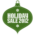 72x72px size png icon of Holiday sale 2012