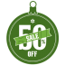 72x72px size png icon of Sale 50 percent off