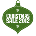 72x72px size png icon of christmas sale 2012 green
