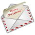 72x72px size png icon of Christmas Letter