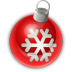 72x72px size png icon of Christmas Ornament 1