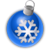 72x72px size png icon of Christmas Ornament 3