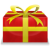 72x72px size png icon of Christmas Present 1