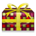 72x72px size png icon of Christmas Present 4