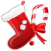 72x72px size png icon of Stocking