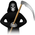 72x72px size png icon of Death