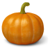 72x72px size png icon of Pumpkin