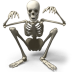 72x72px size png icon of Skeleton