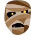 72x72px size png icon of mummy