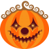 72x72px size png icon of Pumpkin Clown