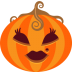 72x72px size png icon of Pumpkin Lady