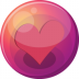 72x72px size png icon of heart pink 1
