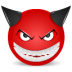 72x72px size png icon of devil