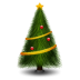 72x72px size png icon of Xmas Tree