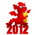 72x72px size png icon of dragon