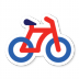 72x72px size png icon of Bike