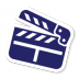 72x72px size png icon of Clapper