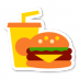 72x72px size png icon of Fast Food