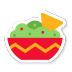 72x72px size png icon of Guacamole