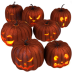 72x72px size png icon of pumpkins