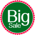 72x72px size png icon of Christmas Big Sale