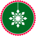 72x72px size png icon of Christmas Snow Flakes 2