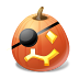72x72px size png icon of pirate