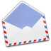 72x72px size png icon of AirMail