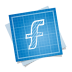 72x72px size png icon of furl