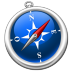 72x72px size png icon of Safari FR