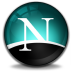 72x72px size png icon of Netscape