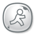 72x72px size png icon of Aim