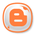 72x72px size png icon of Blogger