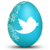 72x72px size png icon of twitter white