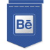 72x72px size png icon of Behance
