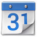 72x72px size png icon of Google Calendar