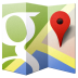 72x72px size png icon of Google Maps