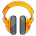 72x72px size png icon of Google Play Music