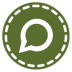 72x72px size png icon of Identica