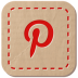 72x72px size png icon of Pinterest