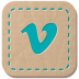 72x72px size png icon of Vimeo