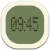 72x72px size png icon of clock digital 2