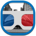 72x72px size png icon of goggles