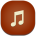 72x72px size png icon of music 2